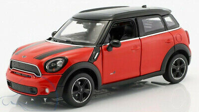 MINI COOPER S COUNTRYMAN R60 1:24 Scale Metal Diecast Toy Car Model Miniature R