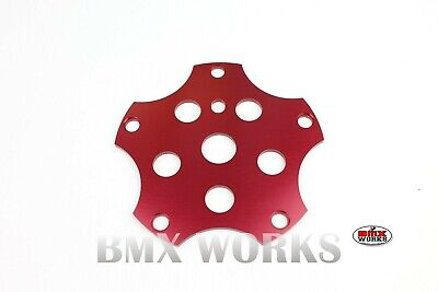 Chainwheel Black Crank Adaptor 23.75mm to 19mm X 6mm