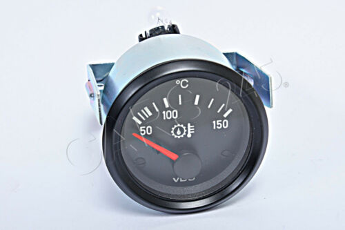 "VDO Cockpit Getriebetemperatur Anzeige 52mm 2/"" 50-150C 12V 310-030-015C"
