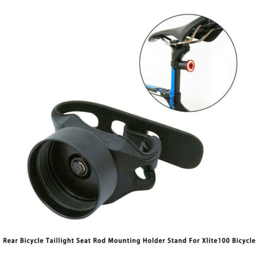 Bicycle Seatpost Mount Bike Rear Tail Light Bracket Holder For Xlite100 TW