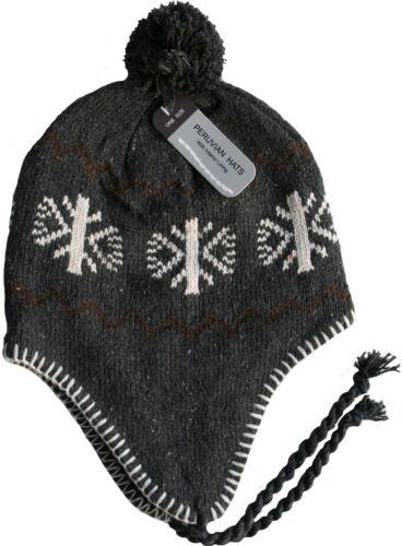 RJM Peruvian Hat with Tassels