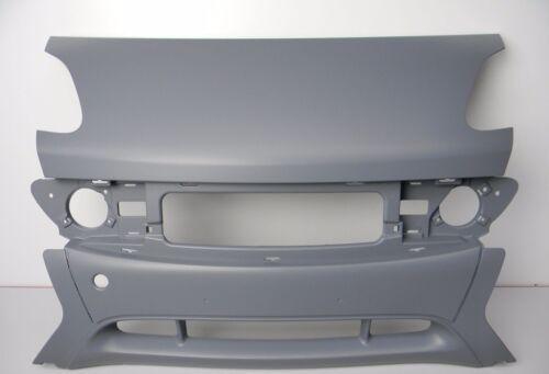 Pannello Frontale Smart MASCHERA ANTERIORE SMART ANNO 1998-2002 vorfecelift-MODEL