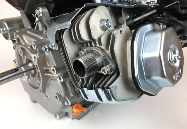 PREDATOR 420cc HF THREADED EXHAUST ADAPTOR FLANGE GENERATOR GOKART MINI BIKE