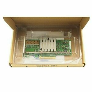 Intel X520-DA1 10 Gigabit 10Gbps PCI-E E10G42BTDA Server Network Adapter