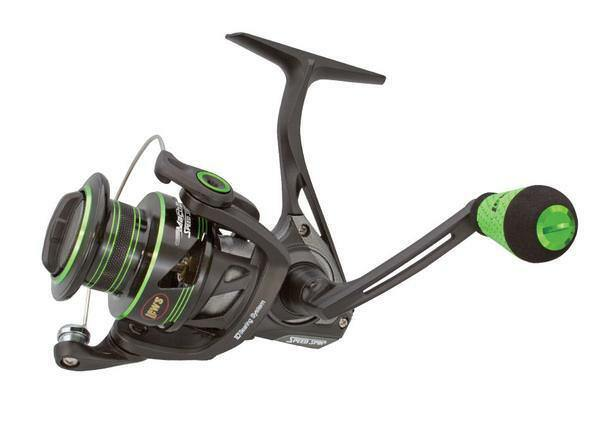Lew's Mach II Speed Spin Series Reel MH2-100 MH2-100