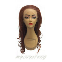 Aplus Ozone Synthetic Lace Front Wig - 014