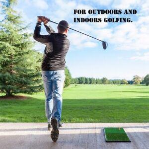 Outdoor Backyard Profession Golf Hitting Pad Driving Range ...