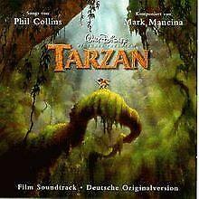 Tarzan (deutsch) von Phil Collins, Mark Mancina | CD | Zustand akzeptabel