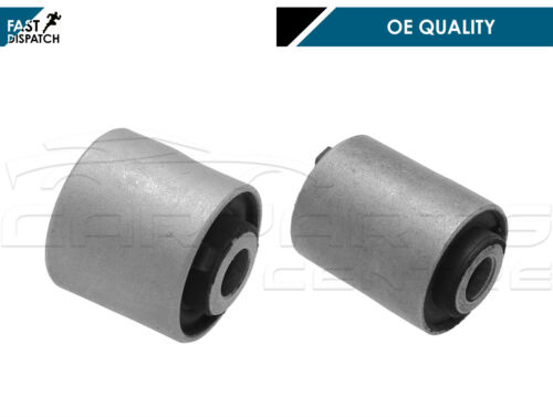 FOR FORD MONDEO MK4 07 REAR LOWER BOTTOM SUSPENSION ARM FRONT REAR BUSH BUSHES