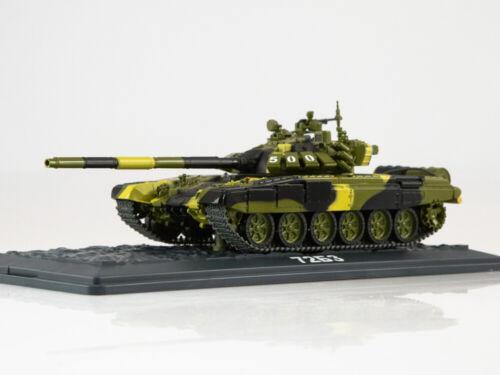magazine #18 1:43 T-72B3 MODIMIO Collections
