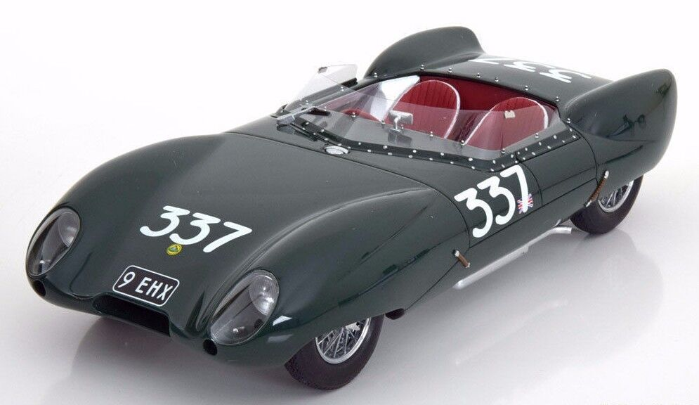 Bos 1957 Lotus Eleven Rhd  337 Mille Miglia 1 18 Le 1000pcs Selten