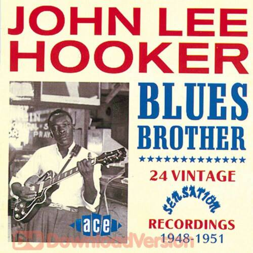 1 of 1 - John Lee Hooker - Blues Brother (CDCHD 405)