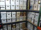 1 box lot 50 OLD COMICS MARVEL DC iron man spider-man superman etc wholesale cgc