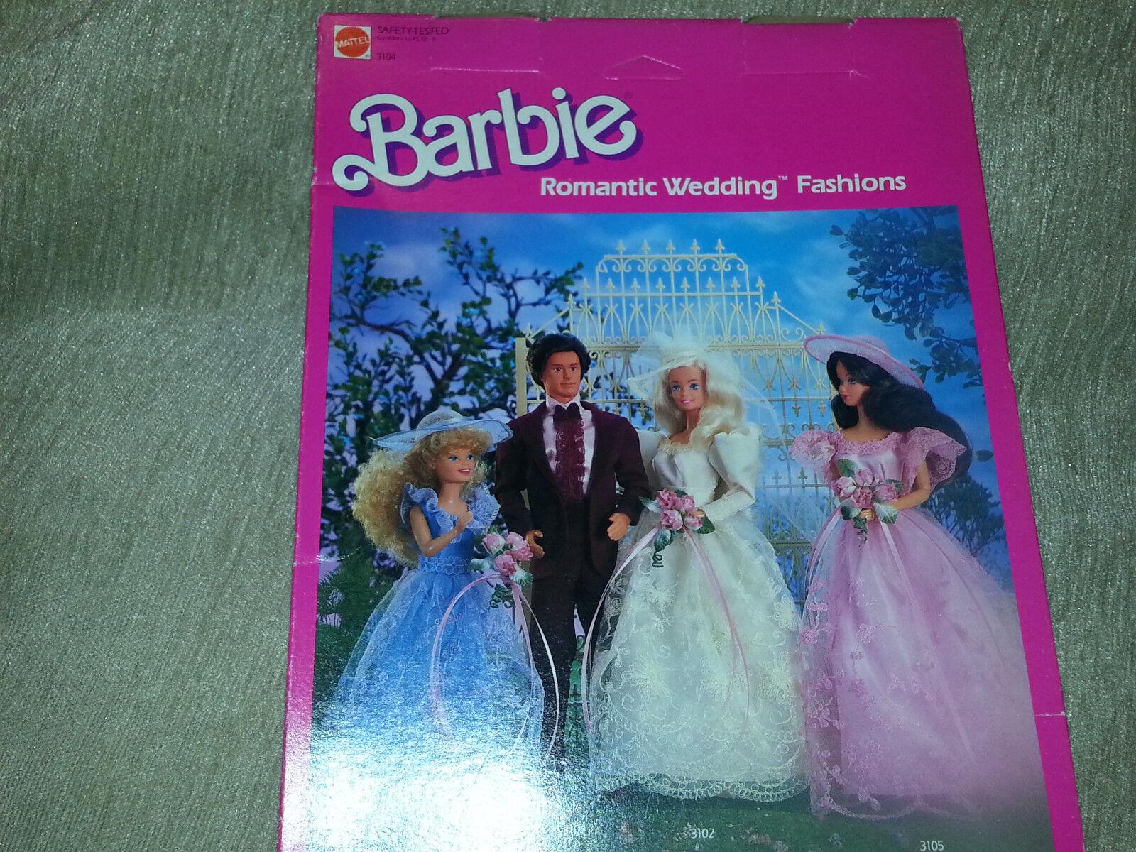 Bambola Barbie Barbie Barbie Ken Rouomotic Matrimonio Smore con Sautope Abgreeliamento + Inviti e07ebb