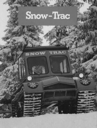 AKTIV SNOW TRAC WORKSHOP /& SPARE PARTS MANUALS