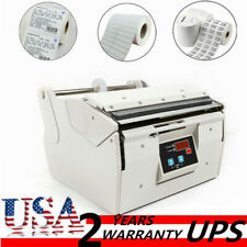 Automatic Auto Label Dispenser Stripper Separating Machine Electric Premium New