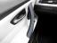 Mango de Puerta Cubierta De Cuero Negro BMW Serie 3 E90 E91 E92 M Sport Puntada izquierda