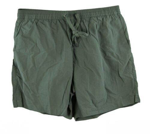 L 5 Verde Gabbana Militare Rmb022 Taglia Nylon Uomo Shorts Dolce Costume BzqWffE