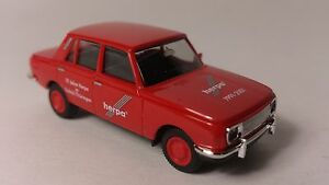 Herpa-255318-Wartburg-353-66-10-year-of-Herpa-in-Eisfeld-1-87-Scale-PL