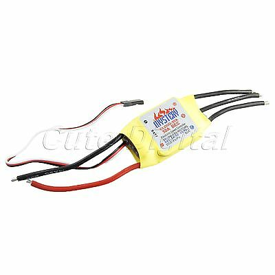 Mystery Cloud 50 Amp 50A Brushless ESC BEC RC Speed Controller for Helicopter