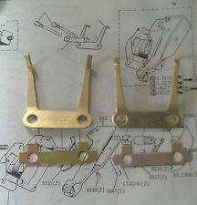JAGUAR XJ6 XJ12 XJS Sovereign  Handbrake Pad Fitting Kit FORKS SPRINGS 1968- 94