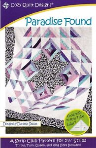 Paradice-Found-Quilt-Pattern-by-Cozy-Quilt-Designs