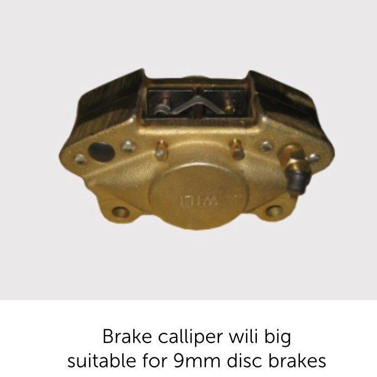 Carriage brake Calliper WILI Large
