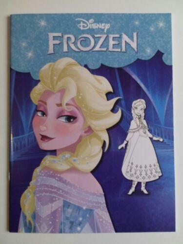 32 Seiten Disney Frozen Malbuch Mandala