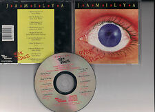 JAMILYA - Over the edge CD RARE HEAVY MELODIC METAL Mid West Records CACOPHONY