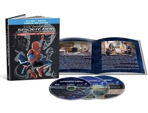 THE-AMAZING-SPIDER-MAN-LIMITED-EDITION-COLLECTION-BLU-RAY-DIGITAL-2-MOVIE-NEW