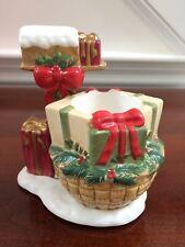 Yankee Candle Christmas Dueling Nutcracker Double Tea Light Candle Holder