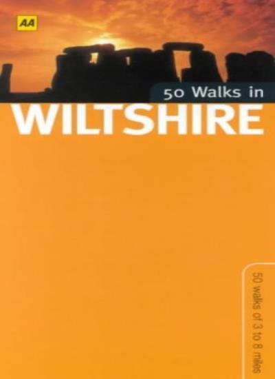 50 Walks in Wiltshire By David Hanc*ck