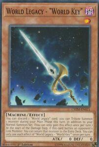 YUGIOH-CARD-3-X-WORLD-LEGACY-034-WORLD-KEY-034-CHIM-EN021