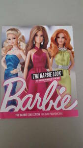 Barbie Collection Catalog Spg 2014 Birthday Wishes Zuhair Murad Centerfold NEW