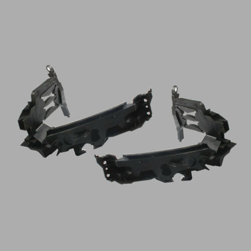 Pair Front Headlight Headlamp Mount Bracket Support Holder For AUDI Q5 09-15 L+R