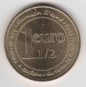 1996-FRANCE-EURO-DES-VILLES-DEMAIN-L-039-EURO-1-50-EURO