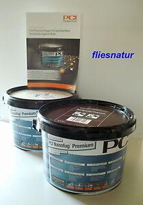 PCI-Nanofug-Premium-5kg-Variabler-Fugenmoertel-Fliesen-Naturstein-Fuge-Flexfuge