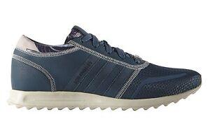 Details zu adidas Schuh Originals Turnschuhe LOS ANGELES AQ5465 Blau Sportschuhe NEU SALE