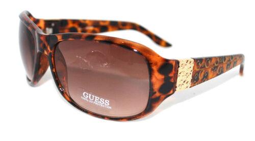 Guess Femmes Lunettes de soleil GU 6395 tortoise new w Pouch