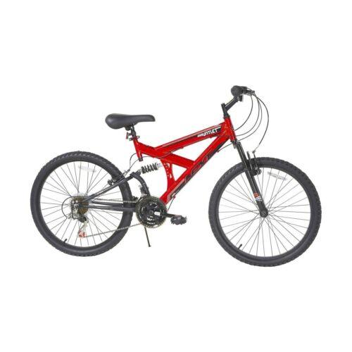 """24/"""" NEXT Boys/' Gauntlet Bike Red 24/"""""""