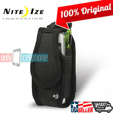 Nite Ize Tall Wallet Belt Clip Case Holster Pouch for Apple iPhone 6 Galaxy S6