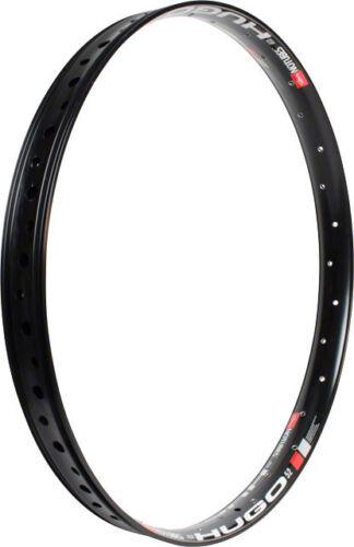 32h Black Disc Rim Stan/'s NoTubes Hugo 52 V2 27.5