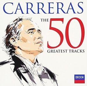 Jose-Carreras-Carreras-The-Greatest-Hits-50-New-CD-Shm-CD-Japan-Import