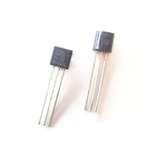 10pcs MCP1700-3302E//TO MCP1700 MICROCHIP Fixed LDO Voltage Regulator