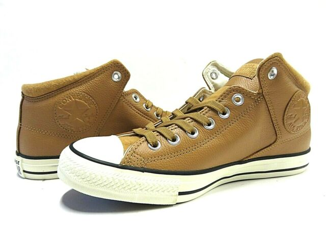 9cd95f8b19c405 NEW IN BOX Converse All Star Chuck Taylor Brown Size Men s 9 Women s 11 ...