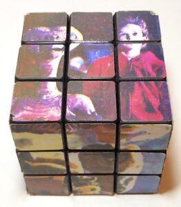 Consciencieux E.t. Rubix Cube Puzzle (pas Un Fidget Spinner!)-afficher Le Titre D'origine