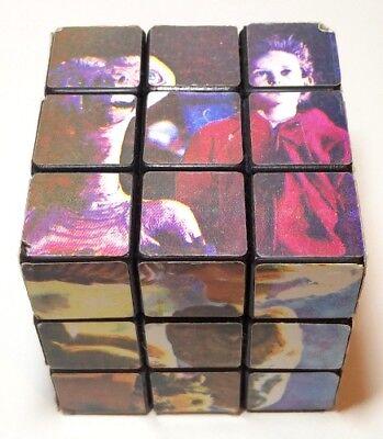 E.t. Puzzle Cubo Di Rubix (non Un Fidget Spinner!)-mostra Il Titolo Originale Acquista Sempre Bene