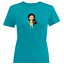 Juniors-Girl-Women-Tee-T-Shirt-Gift-Shirt-Cute-Princess-Pocahontas-Cartoon-Movie thumbnail 19