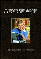 Murder She Wrote Complete First Season 1 3 Dvd Set