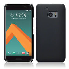 HTC 10 Extreme Impact Protection Element Case Rubberised Micro Thin Rugged Black